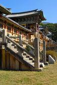 アジアの宮殿や寺院の塔 — ストック写真