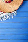 Mexican background with copyspace — Stockfoto