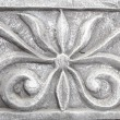 Wall decorative moulding element - ancient style — Stock Photo #65311995