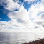 Ladoga lake — Stock Photo #63414569