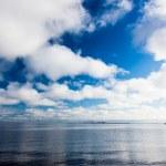 Ladoga lake — Stock Photo #63414571