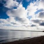 Ladoga lake — Stock Photo #63414589