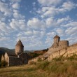 Ancient monastery of Tatev in Armenia — Stock Photo #62534951