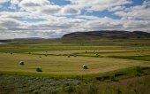 Travel around the island Iceland — Stock Photo