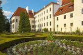 The Trebon Castle — Stock Photo