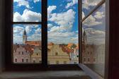 The Window — Stock Photo