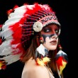 Native American Indian woman — Stock Photo #65996239