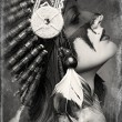 Native American Indian woman — Stock Photo #65996291