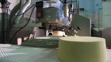 Work arrangements conveyor — Stock Video