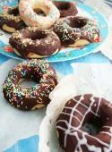 Donuts — Fotografia Stock