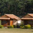 Resort and home stay in mountain village northern of Thailand — Stock Photo #64657519