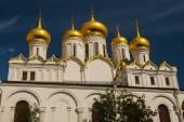 La cathédrale de l'Annonciation au kremlin, Moscou, Russie — Photo