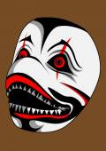 Máscara tradicional — Foto de Stock