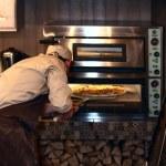 Pizza oven — Stock Photo #69176329