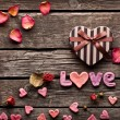 Valentines Day background — Stock Photo #63053507