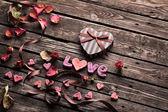 Фон Дня святого Валентина — Стоковое фото