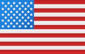 Drapeau des états-unis d'amérique — Vecteur