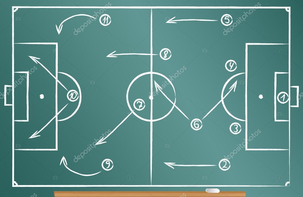 Тактика футбол скачать