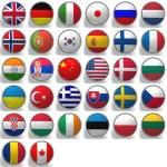 conjunto de iconos web 3D — Foto de Stock   #64851263