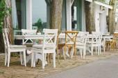 Restaurang i klassisk stil — Stockfoto