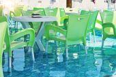 Havuz bar — Stok fotoğraf