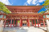 FUKUOKA, JAPAN - DECEMBER 2: Dazaifu shrine in Fukuoka, Japan on — Стоковое фото