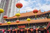 Sik Sik Yuen Wong Tai Sin Temple in Hong Kong — Stock Photo