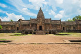 Phanom Rung Historical Park, sand stone castle in Buriram, Thail — Stock Photo