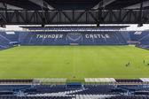 New i-mobile Stadium in Buriram, Thailand — Foto Stock