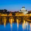 The Papal Basilica of Saint Peter in the Vatican. — Stock Photo #70654337
