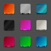 App Icons — Stockvektor