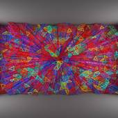 Crystal abstract backdrops — Stock Photo