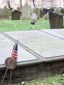 The cemetery of Trinity Church — Foto de Stock