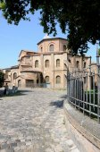 Byzantine Church of San Vitale, Ravenna — Stock Photo
