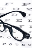 Vision screening — Stock Photo