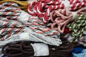 Cords background — Stock Photo