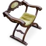 Renaissance italian armchair — Stock Photo #61799987