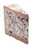 Matured blue cheese, — Stock Photo