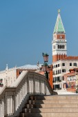 San Marco Campanile — Stock Photo