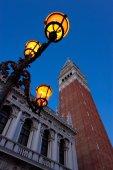 Morning at San Marco — Stock Photo