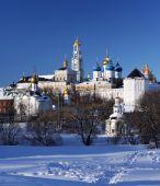 Sergiev Posad monastery — Zdjęcie stockowe