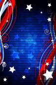 Onafhankelijkheidsdag banner — Stockvector