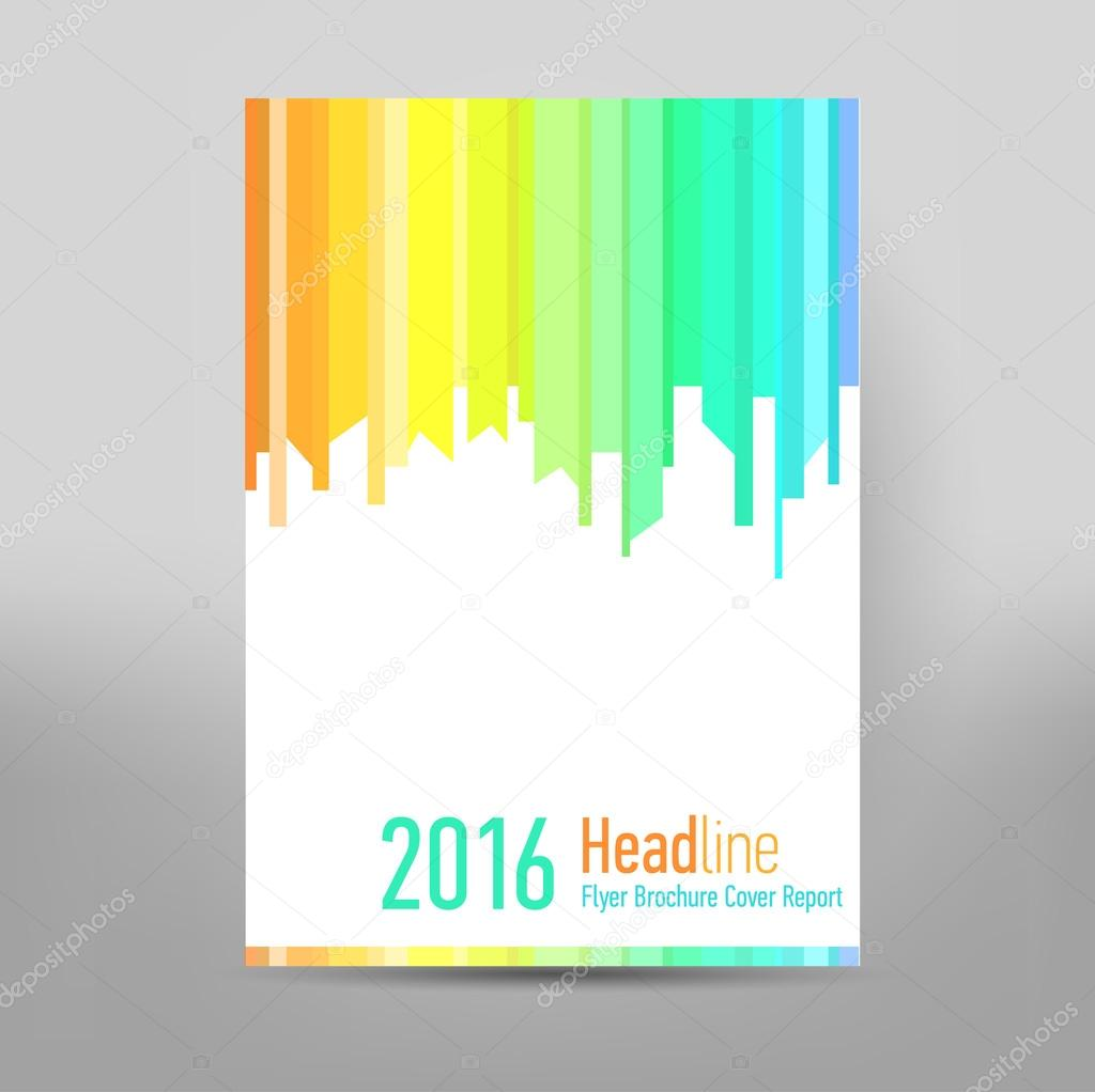 modern cover annual report brochure business brochure catalog modern cover annual report brochure business brochure catalog cover flyer design size a4 front page and back page easy to use and edit