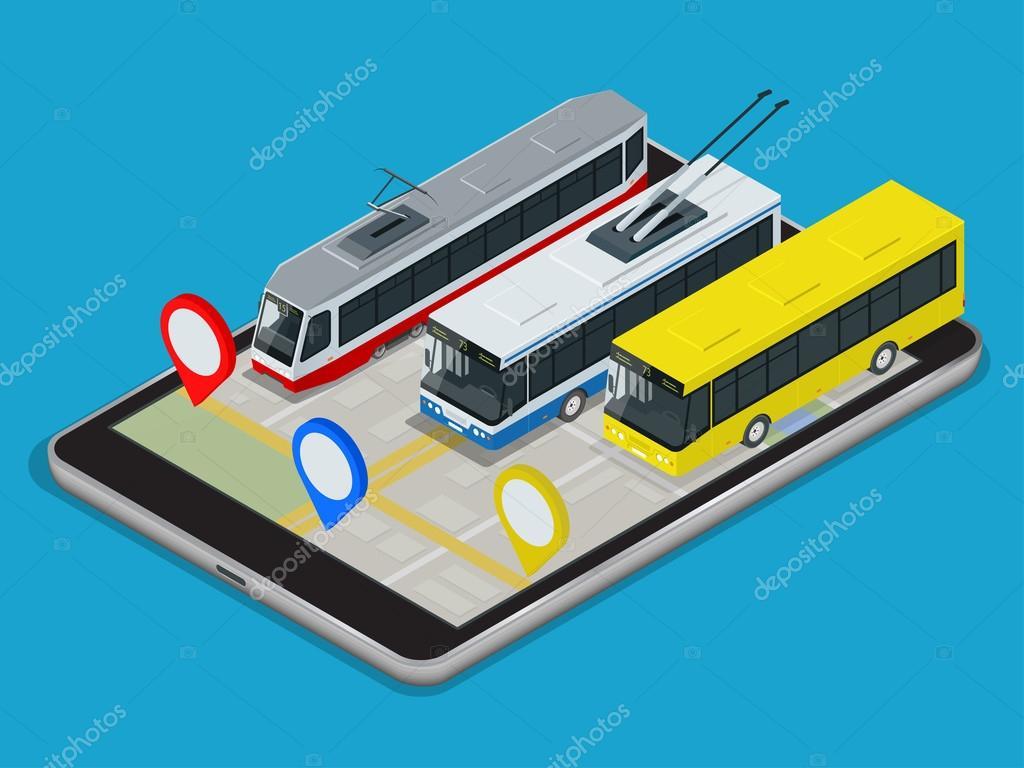 автобусы онлайн скачать приложение