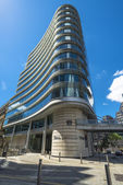One London Wall building in the City of London — Stock Photo