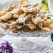 Frappe -  typical Italian carnival fritters — Stock Photo #63688415
