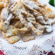 Frappe -  typical Italian carnival fritters — Φωτογραφία Αρχείου #63689719
