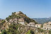 Savoca village, Sicily — Stock Photo