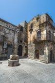 Forza d'Agro, Sicily — Stock Photo
