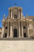 Basilica di santa Lucia, Syracuse, Sicily — Stock Photo